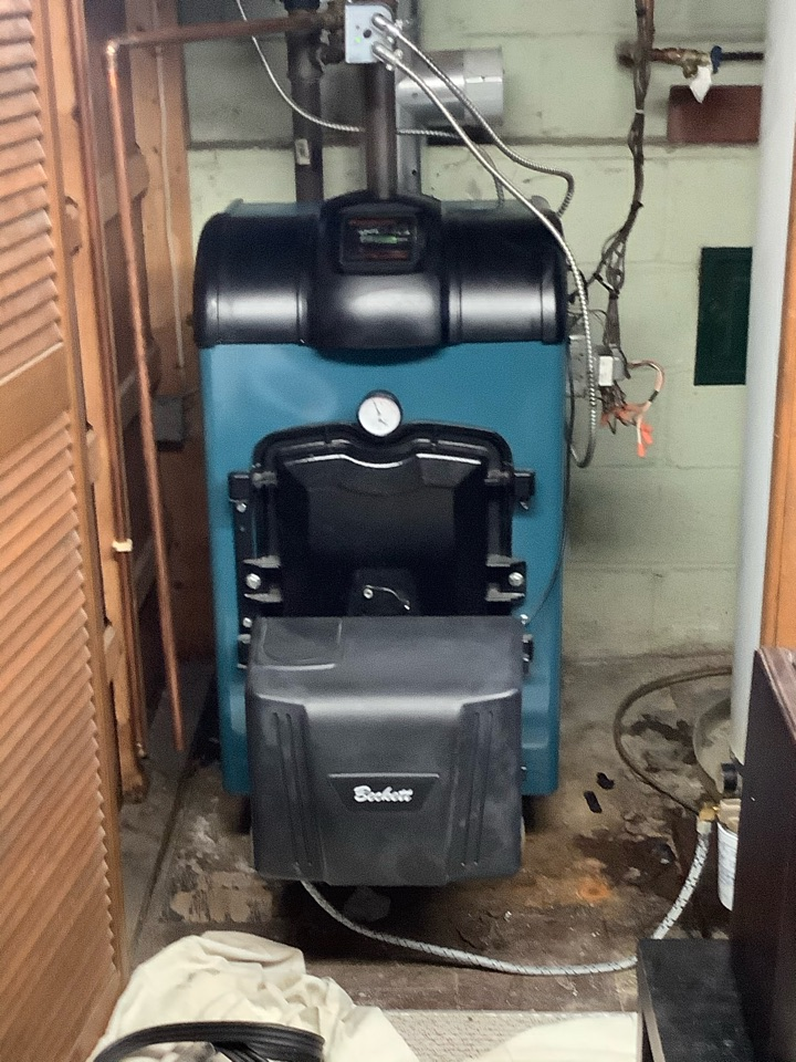 Edgewood, MD - Oil furnace tune up