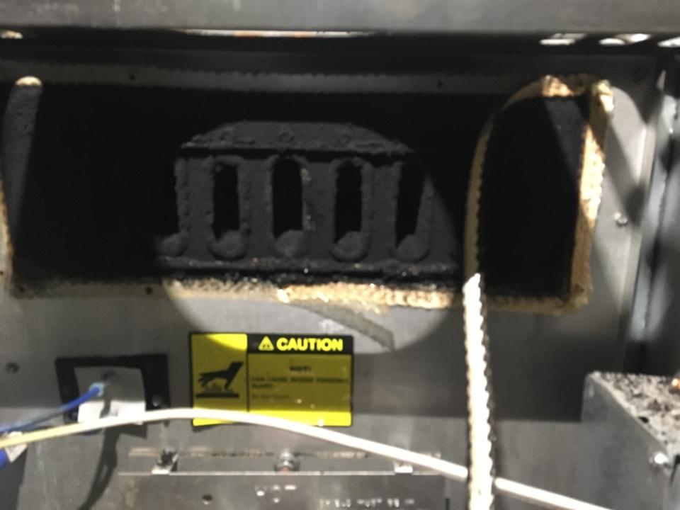 Newark, DE - Clean oil furnace Rheem
