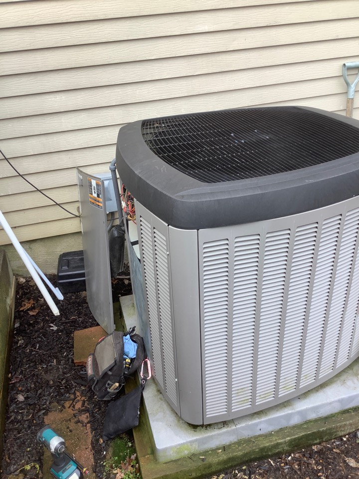 Abingdon, MD - Heat pump repair