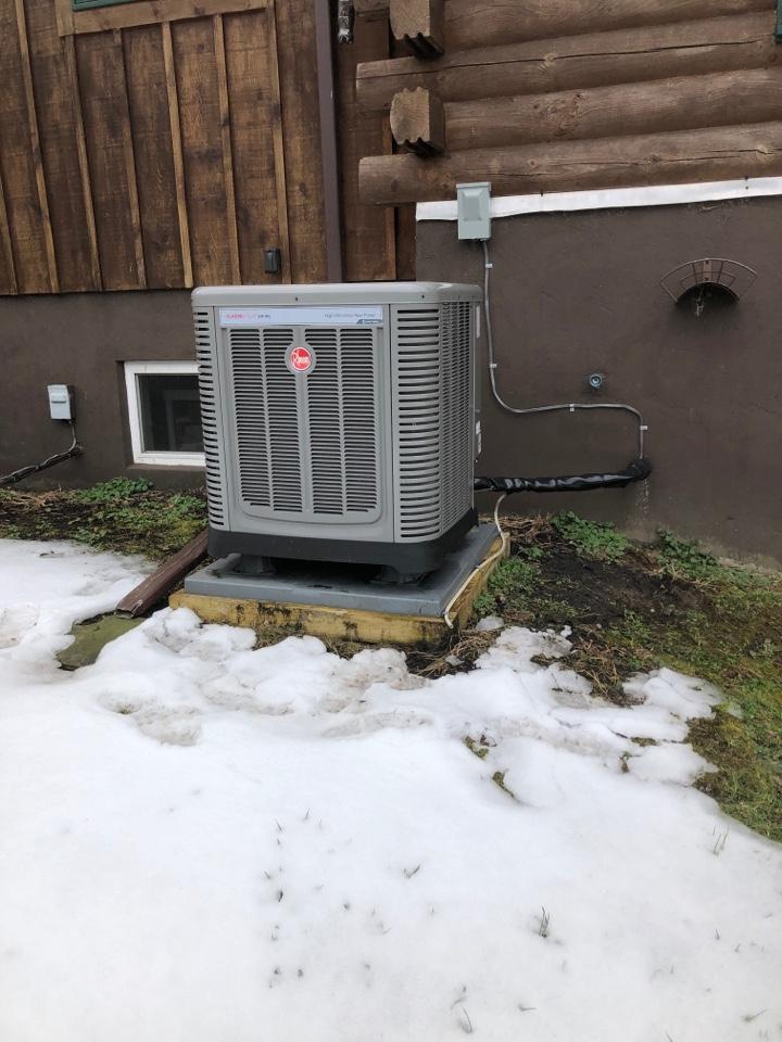 Port Deposit, MD - Heatpump repair