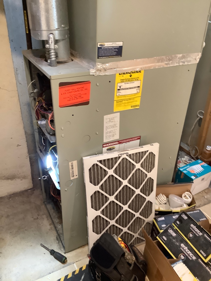 Middle River, MD - Gas furnace tune up