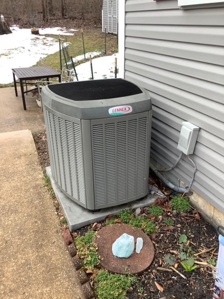 Port Deposit, MD - Heat pump tune up