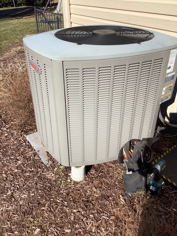 Towson, MD - Heat pump maintenance