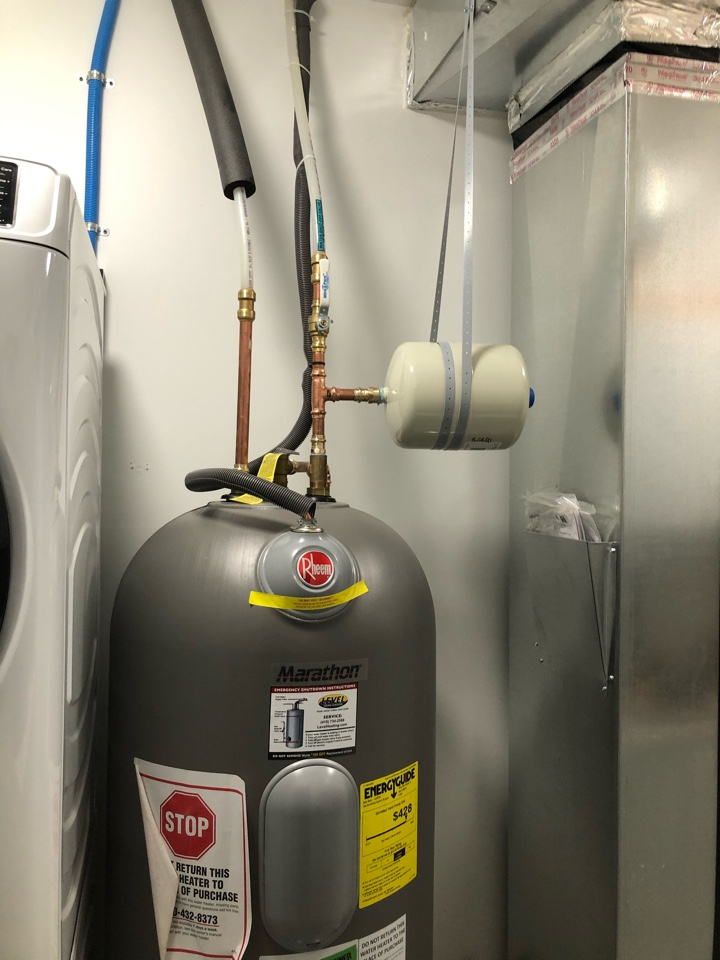 North East, MD - Water heater install