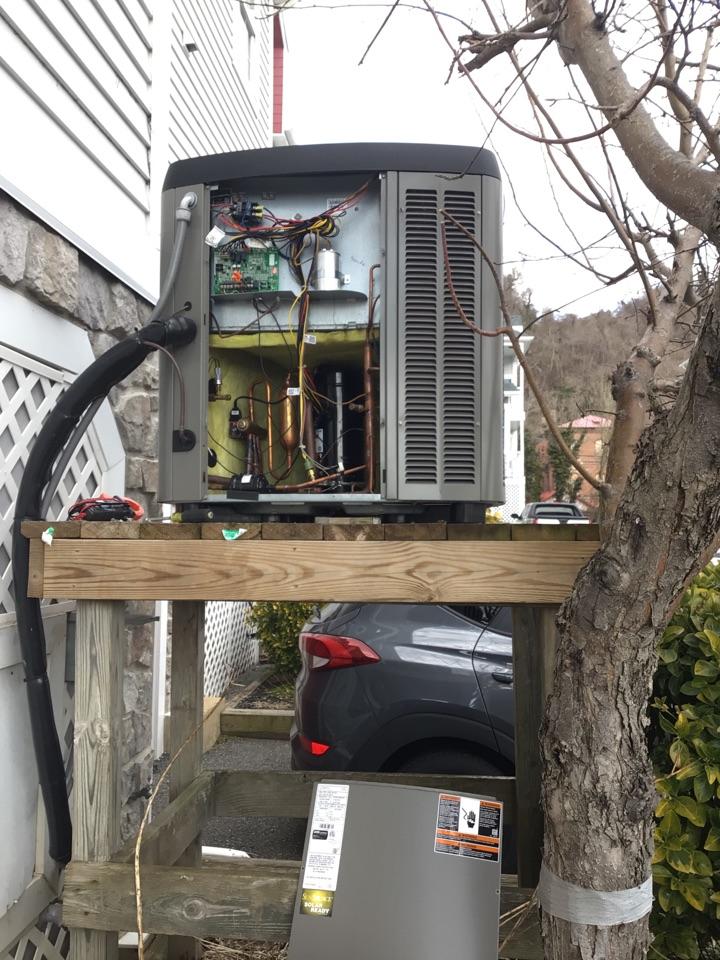 Port Deposit, MD - Lennox heat pump preventive maintenance