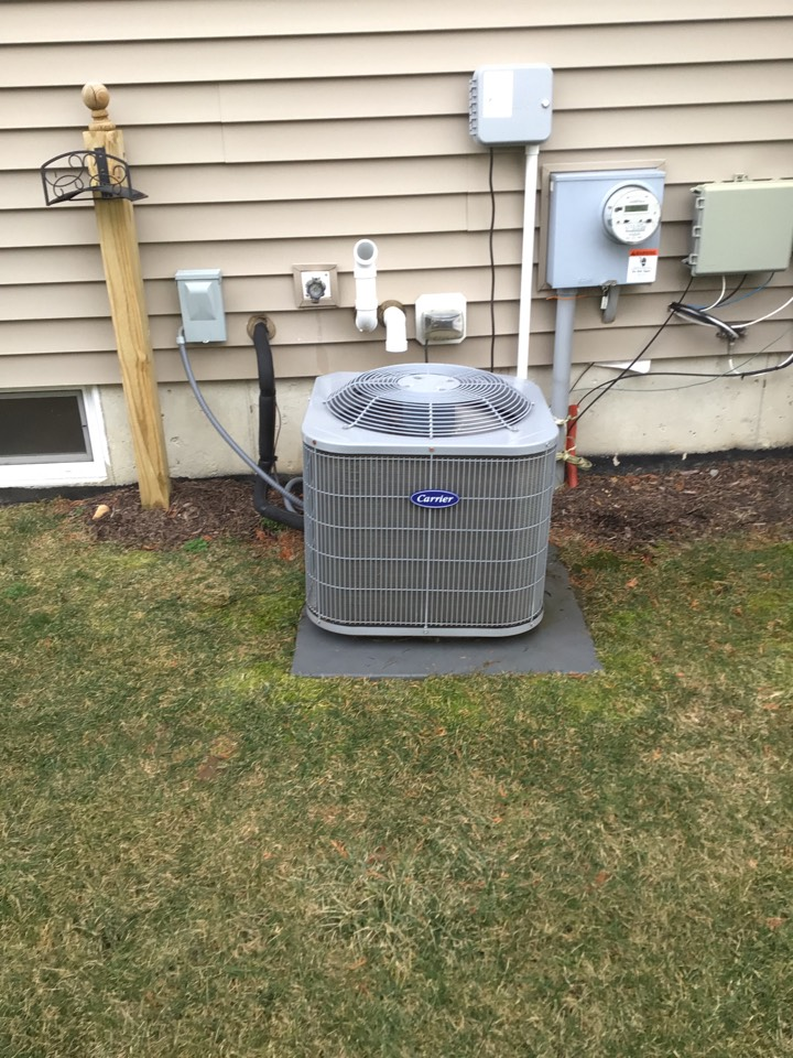 Middletown, DE - Carrier Air conditioner maintenance