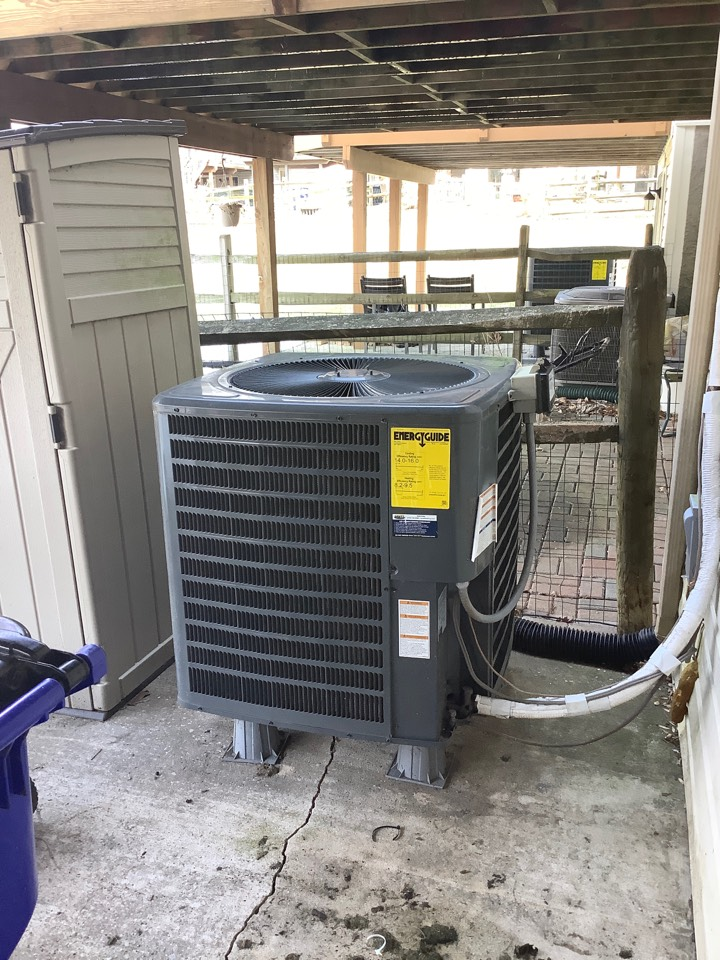 Forest Hill, MD - Heat pump repair