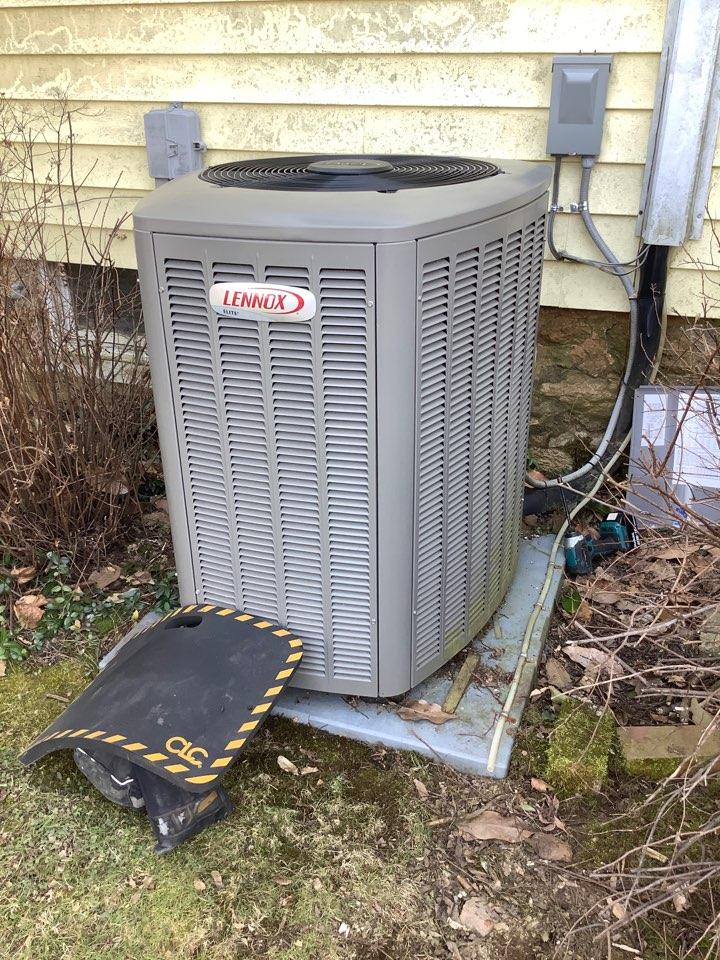 Jarrettsville, MD - Heat pump tune up