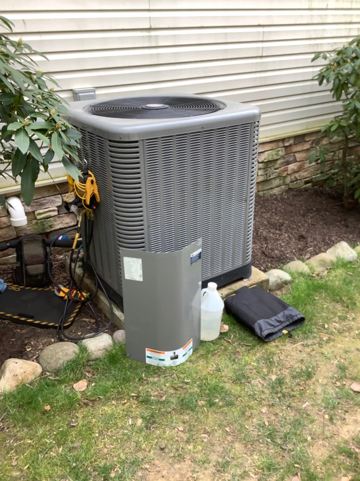 Baltimore, MD - Ac tune up