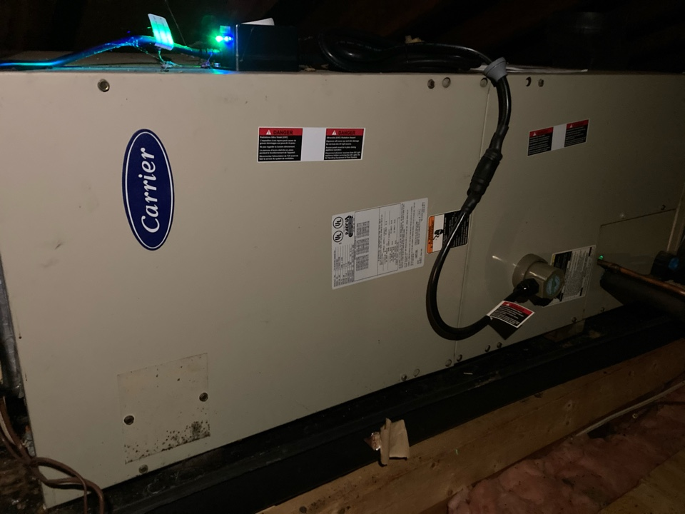 Forest Hill, MD - Preventive maintenance on carrier ac