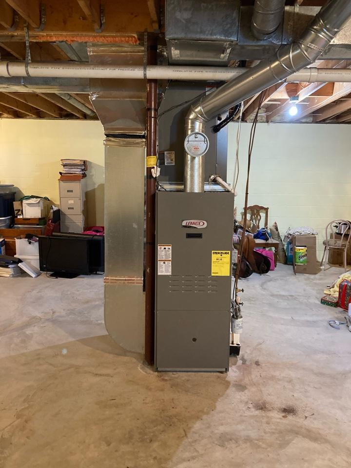 Darlington, MD - Lennox ac air conditioning tune up maintenance