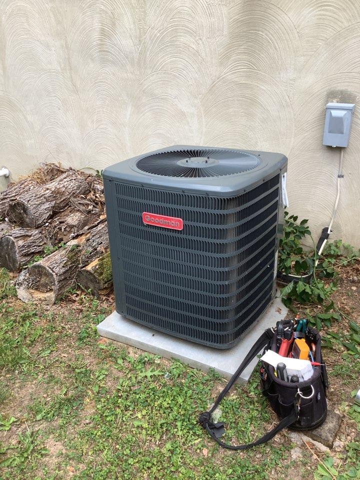 Port Deposit, MD - Repair a Goodman air conditioner. Fix a ac system