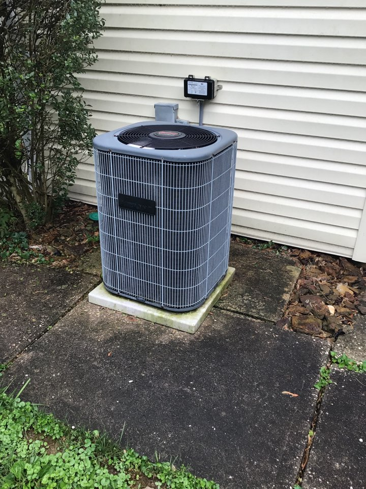 Aberdeen, MD - Yearly service on a 16 yr old amana ac