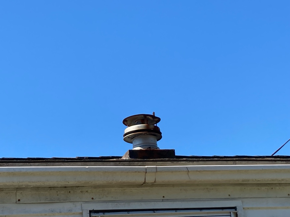 Aberdeen, MD - AC tune up roof jack leaking