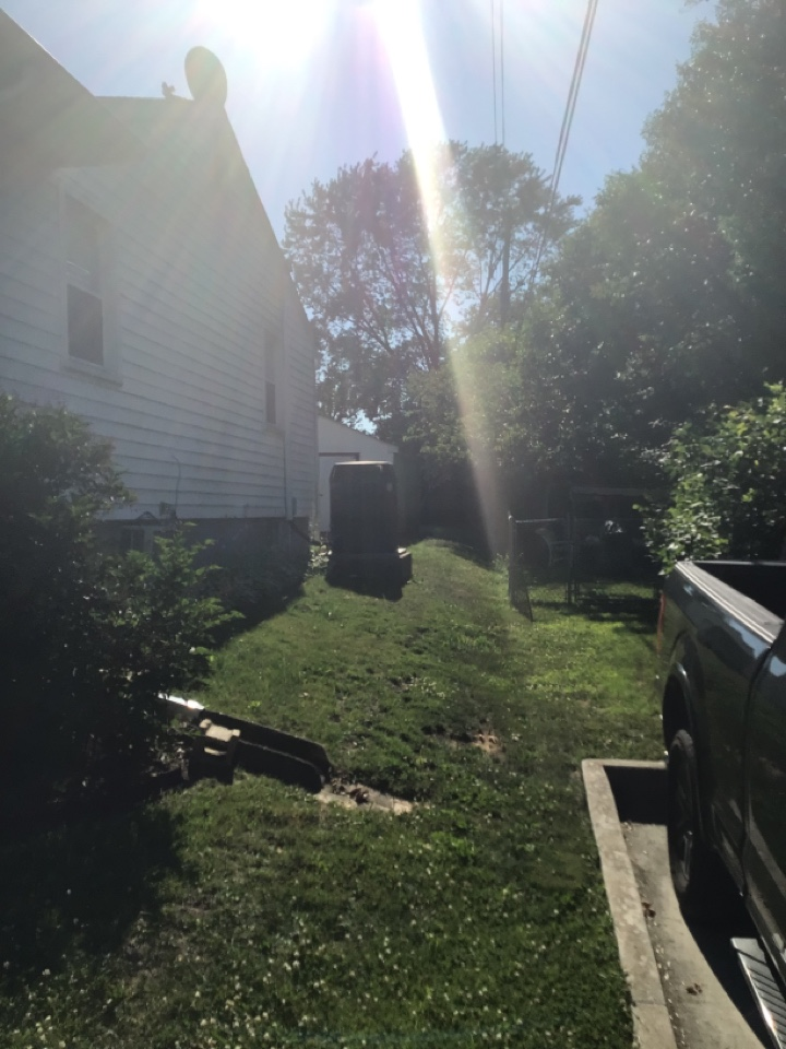 Aberdeen, MD - Replaced condenser fan motor and blade