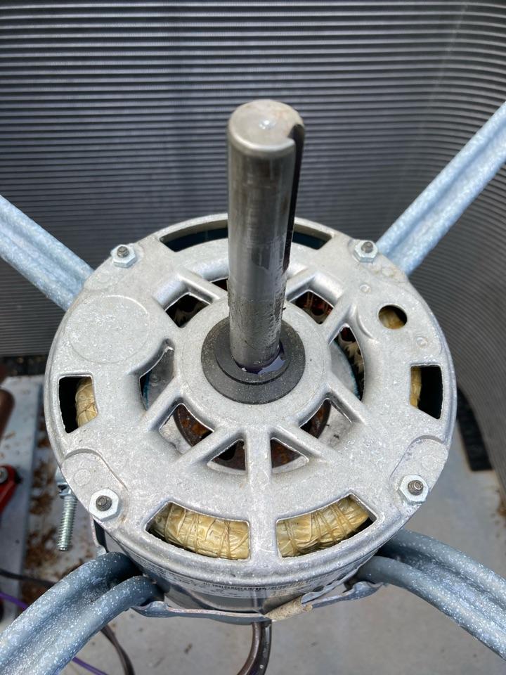 Havre de Grace, MD - Replace fan motor trane unit