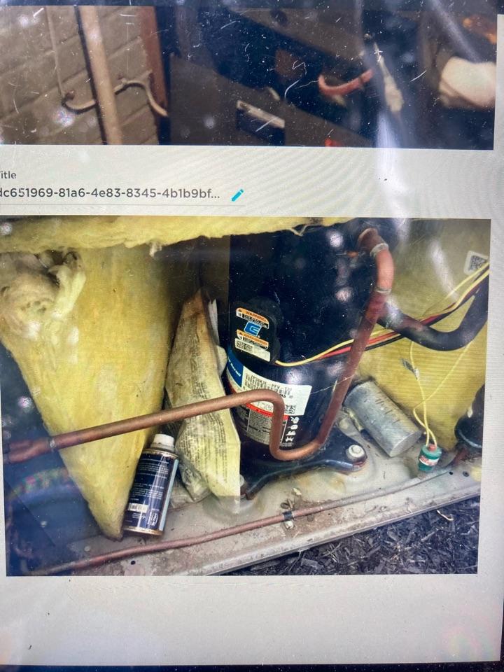 Abingdon, MD - Preventive maintenance on Lennox AC tune up