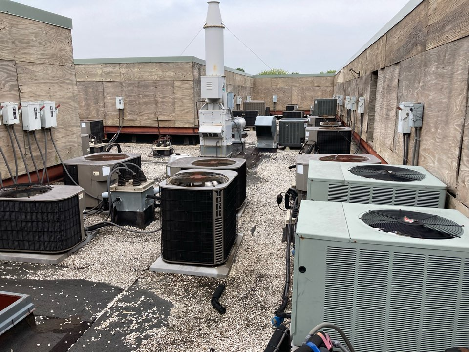 Rosedale, MD - No cooling York heat pump ac repair level home services
