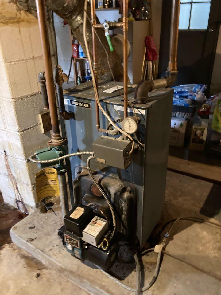 Abingdon, MD - Weil McClain boiler troubleshoot
