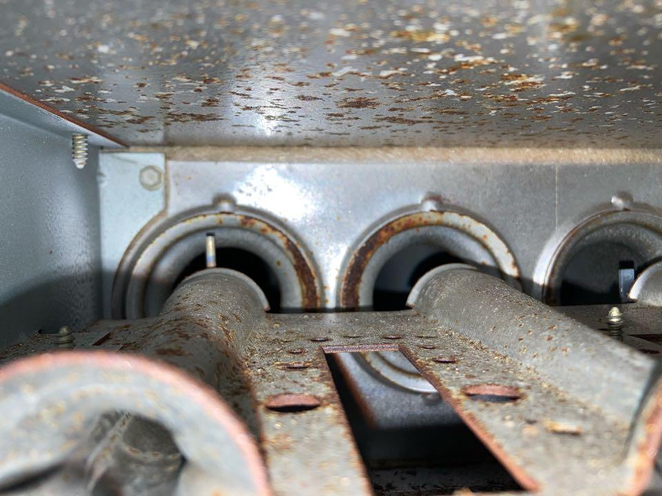 Abingdon, MD - Lennox gas furnace tune up