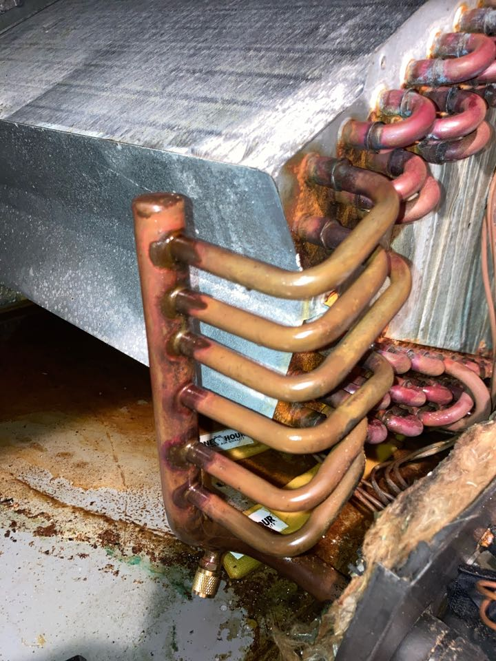 Bel Air, MD - Lennox heat pump maintenance