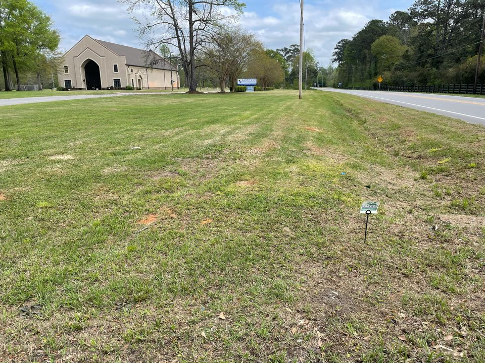 Pike Road, AL - Target Exterminating and Lawn Care. Weed Control and Fertilization company. Montgomery Alabama. Pike road Alabama weed control