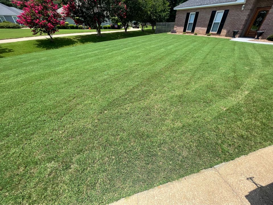 Target Exterminating and Lawn Care. Wetumpka Alabama weed Control and Fertilization company