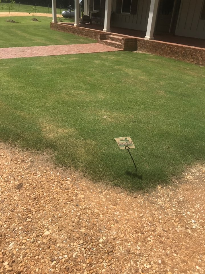 Pike Road, AL - Pest control and lawn care.