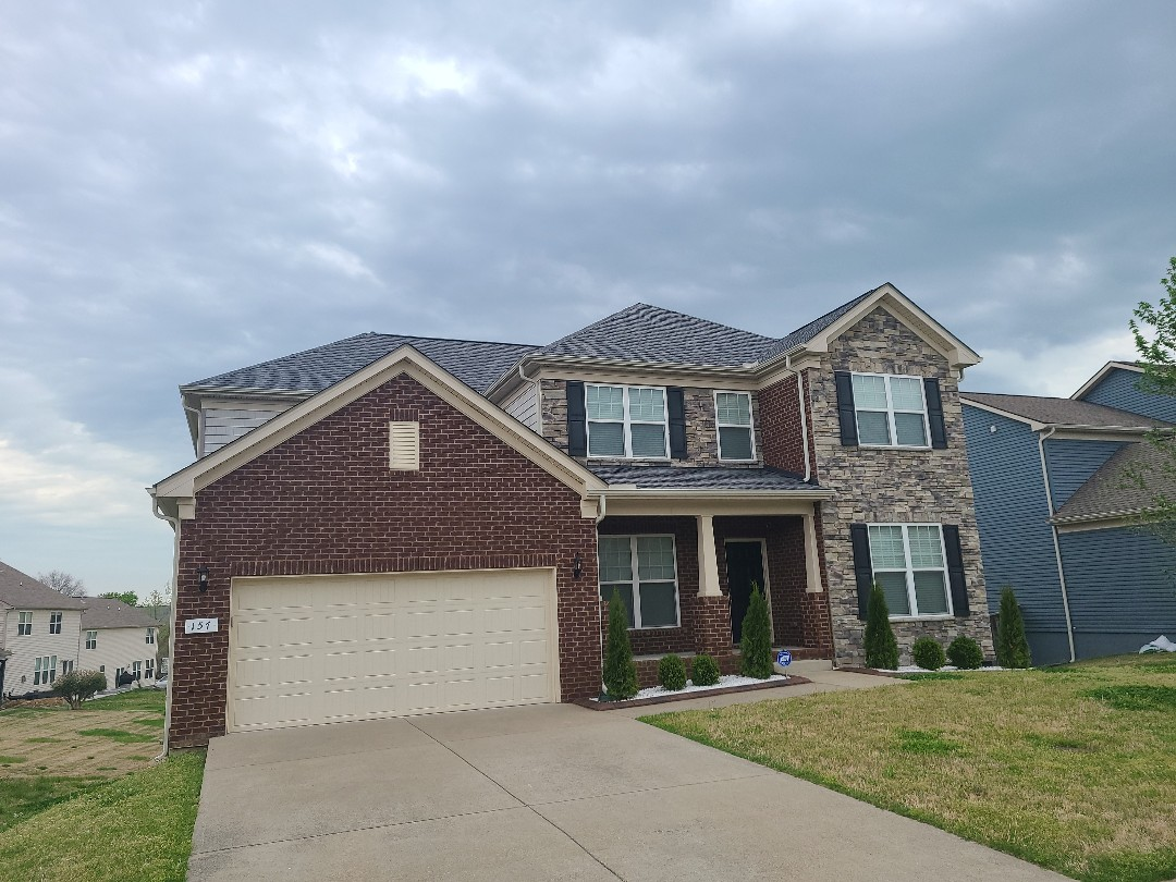 Lebanon, TN - Anther roof done on Gibson Dr. In Lebanon