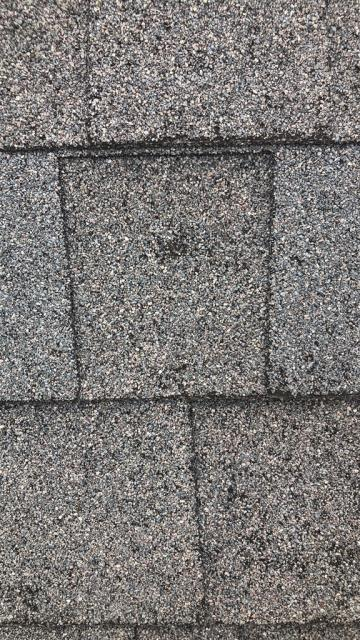 Searcy, AR - Hail damage found on roof inspection in Searcy, AR