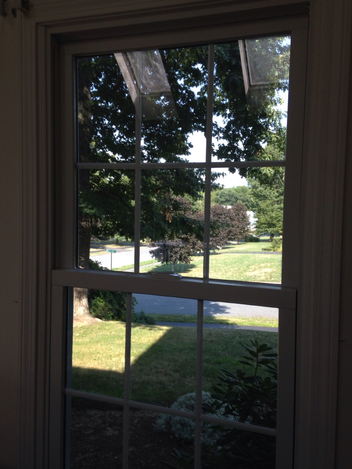 Shrewsbury, MA - Renewal by Andersen Boston replacing a sash