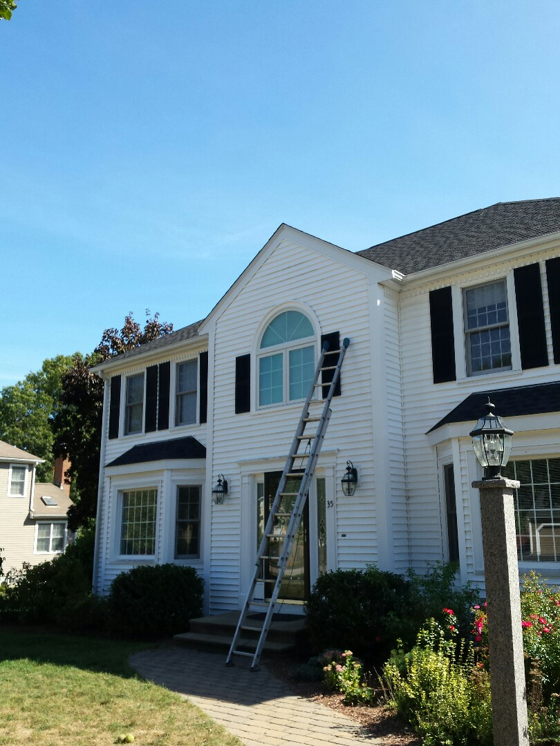 Shrewsbury, MA - Renewal by Andersen of Boston replacing a flex Jay channel