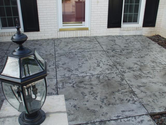 Orlando, FL - Tuscan Slate gives you a fantastic concrete finish look that will increase your home exterior appeal!!! Call today for a quote!!!