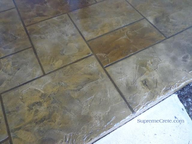 Gainesville, FL - Give your patio a makeover with Ashlar Slate!! Multiple designs with endless colors to choose from with this system! Call today to beautify your the exterior concrete of your home!!