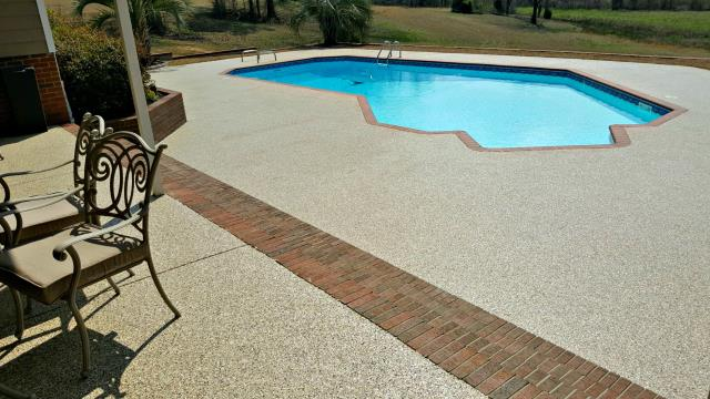 Winter Park, FL - Get ahead for the new year with a new pool deck to enjoy all your Summertime fun on!!!
