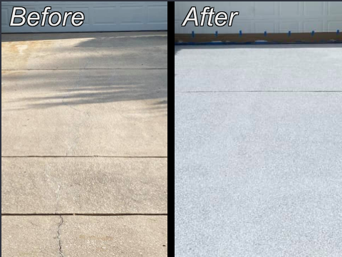Jacksonville, FL - We working looking to have our driveway remodeled and came across Gulfcoast Artistic Concrete on Home Advisor. We are so happy that we did! Paul and his crew did a great job transforming the surface! With Paul, you will always be informed about what is going on and when! Thank you guys for a job well done! We highly recommend Gulfcoast Artistic Concrete!
