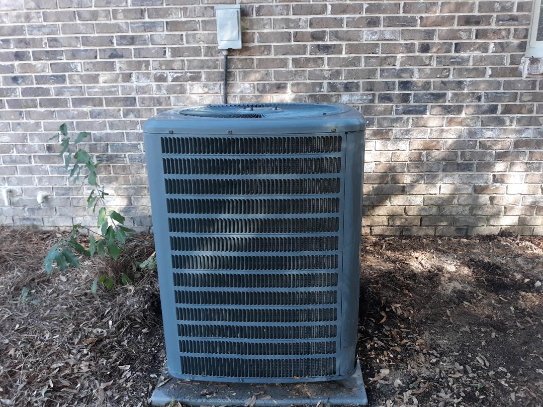 Salem, AL - Goodman ac service.  Selling home. Need air conditioner serviced.
