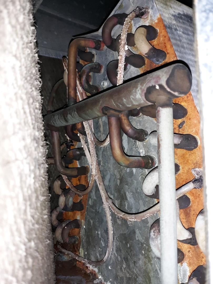 Phenix City, AL - Unit making a noise.  Freon repair. Fan repair.