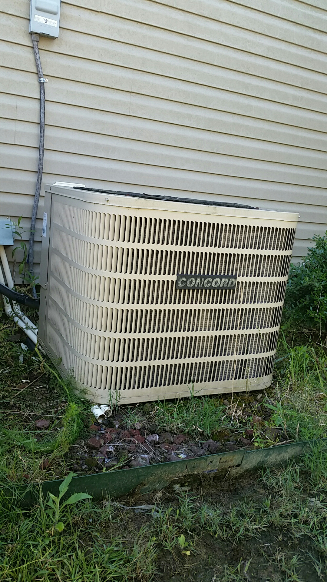 Fort Mitchell, AL - A/C Repair defrost control.  heat pump system