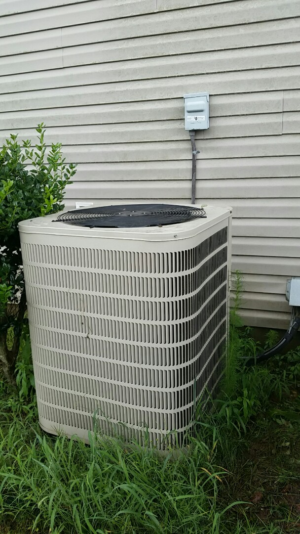 Fort Mitchell, AL - Concord Ac repair. Repair water overflow. No drip cleaner install.