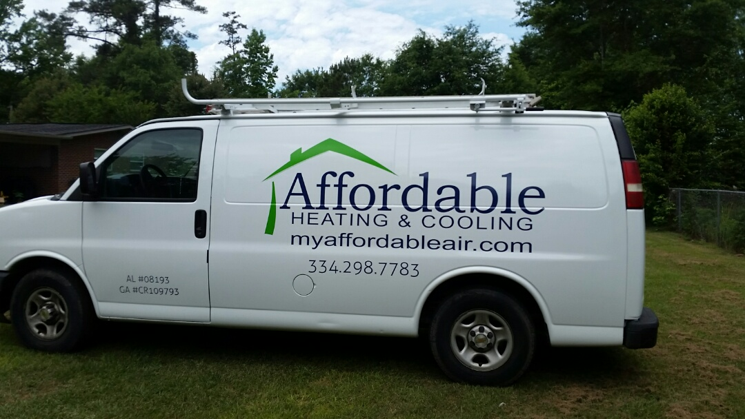 Opelika, AL - New heat and air system. New home construction.