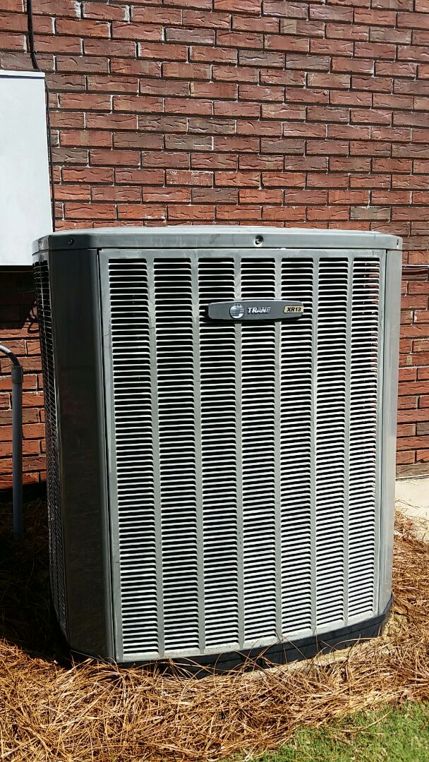 Smiths Station, AL - Spring tune up.  Perform seasonal maintenance. Trane air condition system.