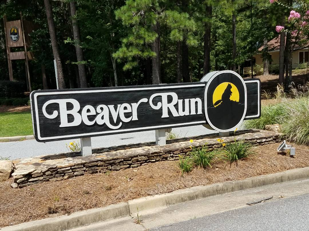 Columbus, GA - Service call Carrier ac unit.  Drain line repair.  Beaver Run