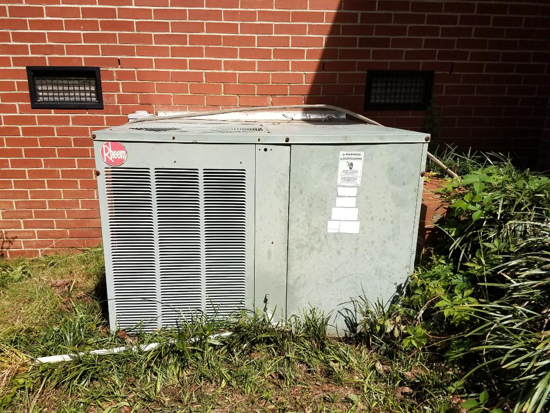 Phenix City, AL - Rheem air repair. Service call and maintenance.