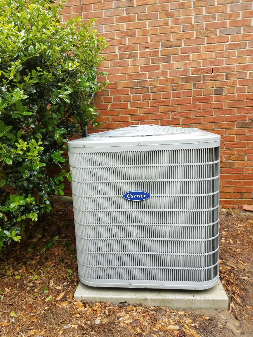 Columbus, GA - Seasonal maintenace.  Carrier ac tuneup.