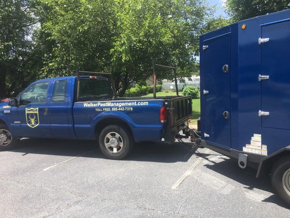 Commercial Pest Control Service for Restaurant in Aiken SC - Walker Pest Management - 866-442-7378