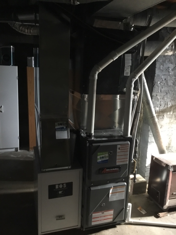 Mingo, IA - Amana furnace maintenance no repair