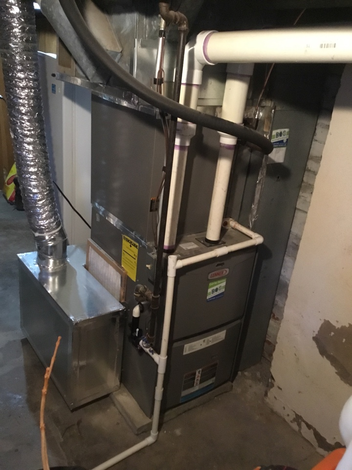 Bondurant, IA - Lennox furnace maintenance no repair
