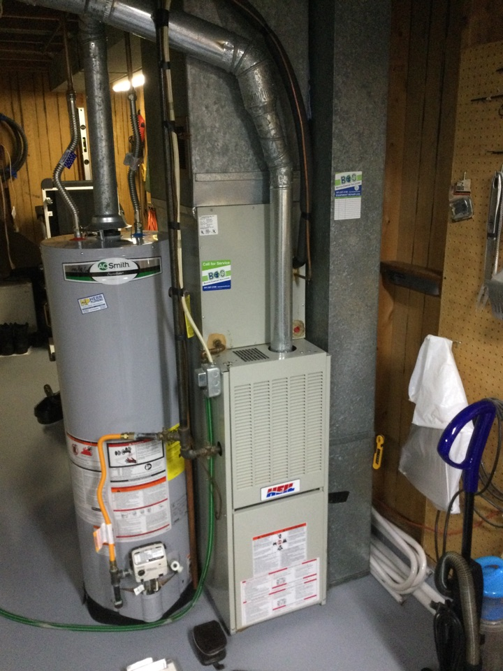 Baxter, IA - Heil furnace repair