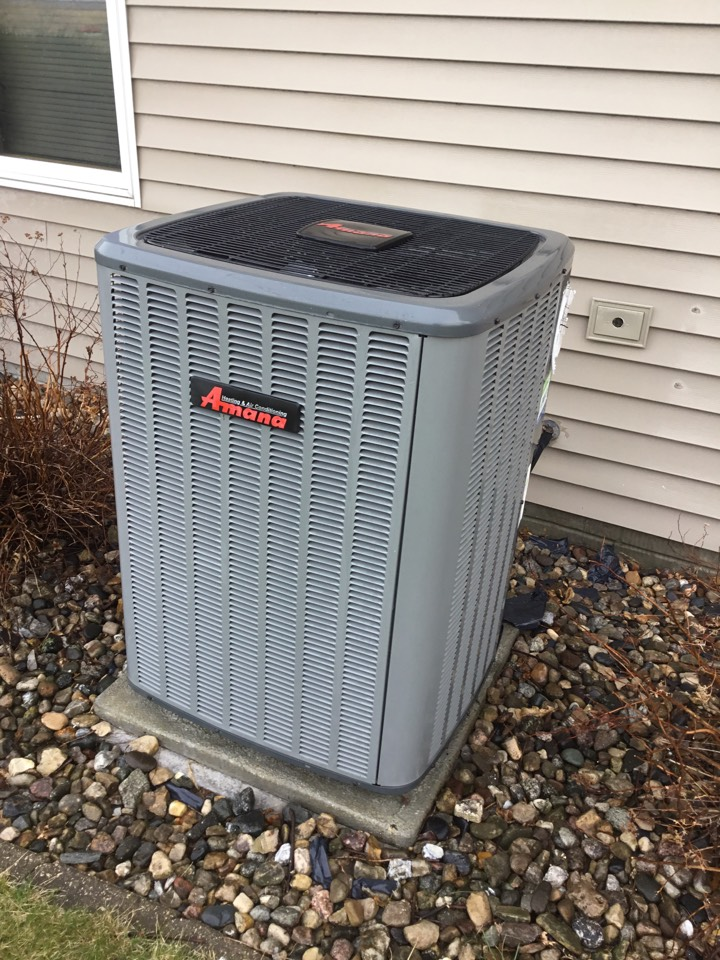 Baxter, IA - Amana air conditioner maintenance no repair